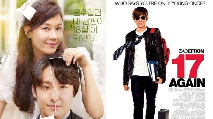 Sinopsis Drama Korea 18 Again Adaptasi Dari Film Lawas Zac Efron 17 Again Halaman 2 Tribun Palu