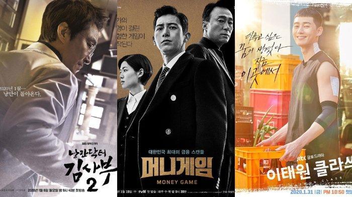 Bertabur Bintang, 3 Drama Korea yang Tayang Perdana Januari 2020 Ini Sayang untuk Dilewatkan