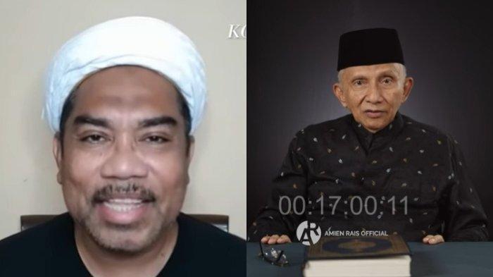 Soal Presiden 3 Periode, Ali Ngabalin: Amien Rais Halusinasi, Benturkan Jokowi dengan Rakyat