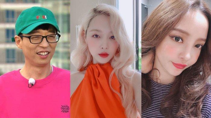 Raih Piala Daesang SBS Entertainment Awards, Yoo Jae Suk 'Running Man' Kenang Goo Hara dan Sulli