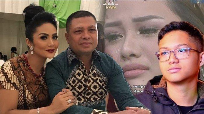 Ashanty Tolak Dampingi Aurel di Pelaminan, Nangis Disuruh Minta Izin ke Raul, KD Tidak Ikut Campur