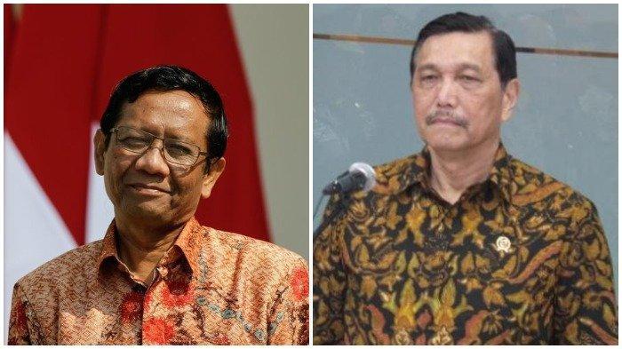 Mahfud MD dan Luhut Binsar Pandjaitan Tegaskan Hubungan dengan Pemprov DKI Jakarta Baik-baik Saja