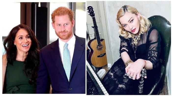Diva Pop Madonna Tawarkan Apartemennya untuk Pangeran Harry dan Meghan Markle: Kanada Membosankan