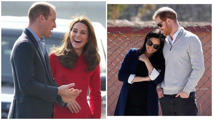 Meghan Markle & Kate Middleton Miliki Banyak Perbedaan, Alasan Ratu Elizabeth Lebih Menyukai Kate