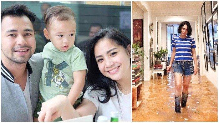 Bertemu Nagita Slavina, Yuni Shara Beri Perlakuan Manis Istri Raffi Ahmad: Peluk hingga Elus Perut