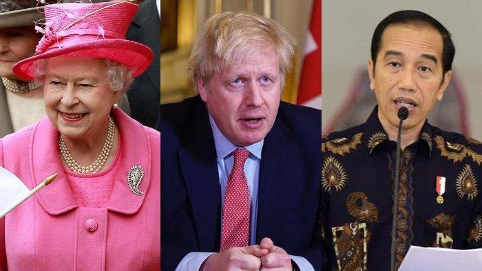 Pemimpin Dunia Sampaikan Doa untuk Kesembuhan Boris Johnson: Ratu Elizabeth II hingga Joko Widodo