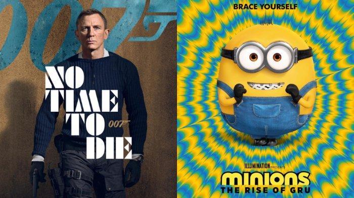 Film 'James Bond' hingga 'Minions: The Rise of Gru' Tunda Jadwal Rilis karena Wabah Virus Corona