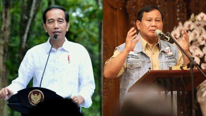 Perbedaaan Pidato Jokowi dan Prabowo Sikapi Hasil Rekapitulasi Pilpres 2019
