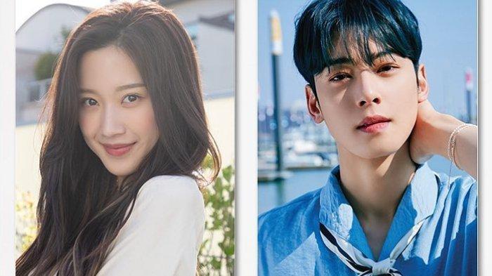 Drama Adaptasi Webtoon The Secret of Angel Gandeng Moon Ga Young & Cha Eun Woo Jadi Pemeran Utama