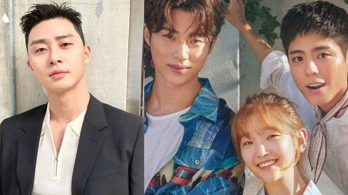 Akrab dengan Park Bo Gum, Park Seo Joon akan Tampil Sebagai Cameo di Drama 'Record of Youth'
