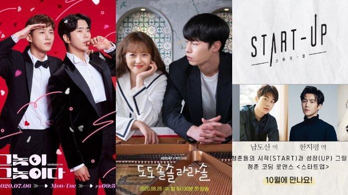 Kasus COVID-19 di Kalangan Aktor Korea: Tiga Drama Hentikan Proses Syuting