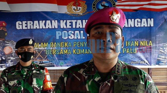 Pangkalan TNI AL Segera Dibangun di Kintom Banggai, Pantau Lalulintas Kapal Asing