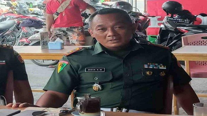 Selama Tahun 2019, 1 Anggota TNI AD di Sulteng Diberhentikan dengan Tidak Hormat