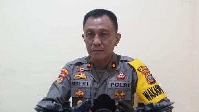 Berita Duka: Wakapolres Banggai Kompol Reki Lumintang Tutup Usia