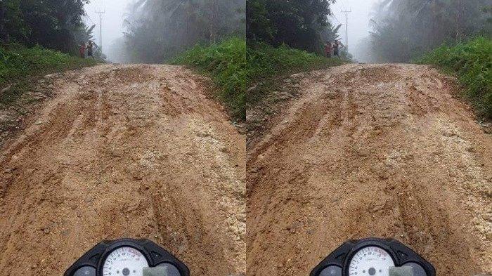 DPRD Minta Pemkab Bangkep segera Perbaiki Jalan Rusak di Bulagi Selatan