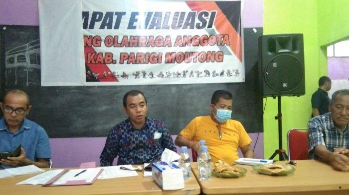 Penyegaran Organisasi, KONI Parimo Reshuffle Pengurus