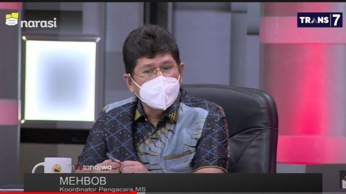 Ditelepon Komisioner KPI, MS Syok Disodori Surat Damai oleh Terduga Pelaku, Mehbob: Sangat Sepihak