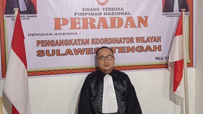 Gelar Pengukuhan, Peradan Buka Pendaftaran Anggota Baru Demi Tingkatkan Kinerja Profesionalisme