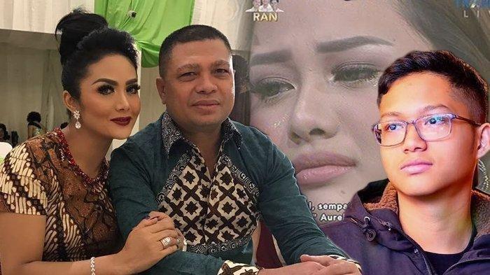 Aurel Coret Nama Raul Lemos, Krisdayanti Minta Suaminya Dihormati: Orang Tua, Jadi Harus Respek