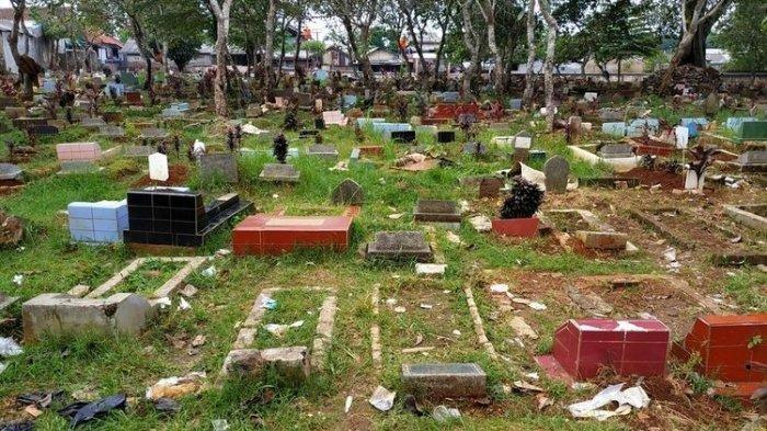 Viral Kuburan Dijadikan Tempat untuk Dangdutan, Penjaga Makam Akui Sudah Menegur: Anggap Orang Gila