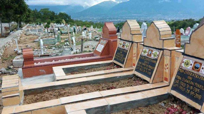 Palu Hari Ini: 10 Bulan Pascabencana Palu, Kuburan Massal Sepi Kunjungan Keluarga Korban