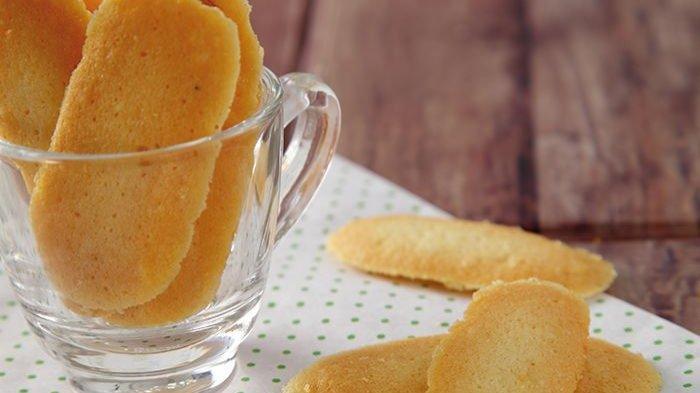 Resep Lidah Kucing Keju Anti Gagal, Tips Agar Tetap Renyah dan Penyebab Kue Ini Jadi Gampang Lembek