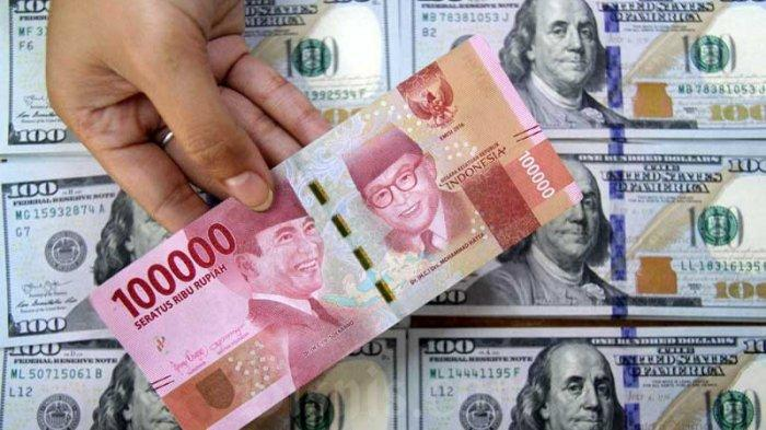 Kurs Rupiah-Dollar AS