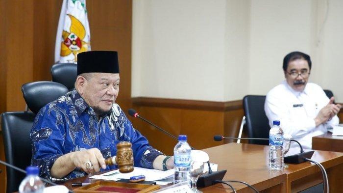 Zona Merah Covid-19 di Indonesia Masih Banyak, Ketua DPD Minta Pilkada Bulan Desember Dikaji Ulang