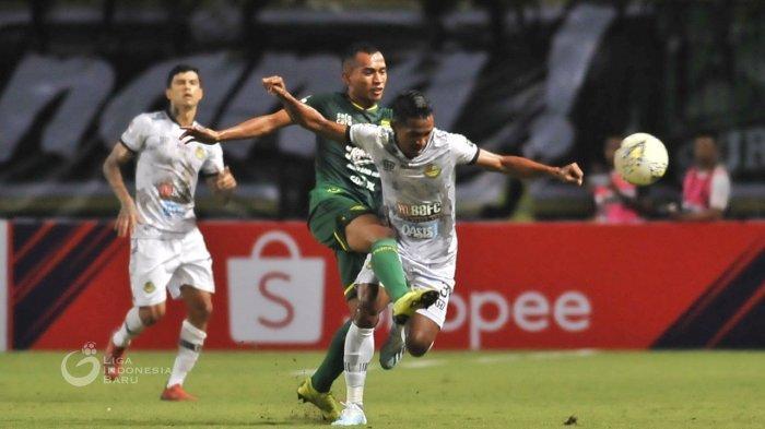 Update Liga 1: Gol 47 Detik, Persebaya Imbangi Tira-Persikabo di Babak Pertama, Lihat Golnya di Sini