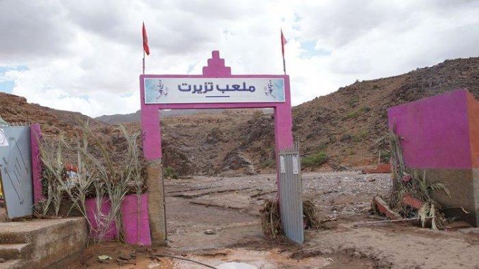 Diterjang Banjir Bandang, Laga Sepak Bola di Maroko Berubah Jadi Duka, 7 Orang Dilaporkan Tewas