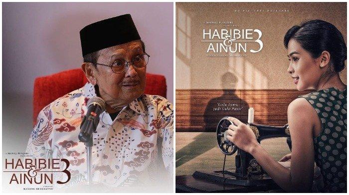 Lirik dan Video Klip Lagu 'Kamu & Kenangan' by Maudy Ayunda, Ost Film 'Habibie & Ainun 3'