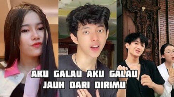 Viral di TikTok, Ini Contoh Video 'Aku Galau' dari Armada Lengkap dengan Tutorial dan Lirik Lagunya
