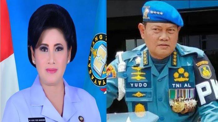 LaksamanaYudo MargonoDigadang Jadi PanglimaTNI, Ternyata Istrinya Seorang Perwira Polisi
