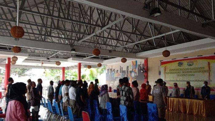 Jalin Silaturahmi dan Eratkan Persaudaraan, Organisasi Lamahu Parimo Gelar Musyawarah