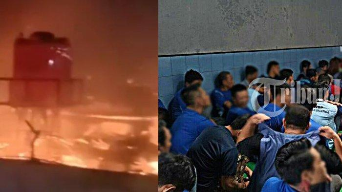 2 Korban Kebakaran Lapas Tangerang Berhasil Diidentifikasi, Tato yang Masih Jelas Jadi Petunjuk