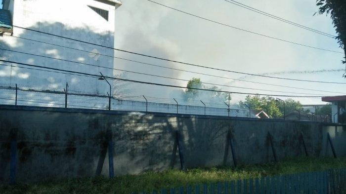 5 Fakta Kerusuhan di Lapas Tuminting Manado: Polisi Dilempari Batu, hingga Napi Takut Virus Corona
