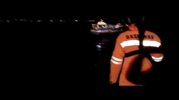 Patah Kemudi, Kapal Lapolo Express Rute Luwuk-Bangkurung Dievakuasi Tim SAR