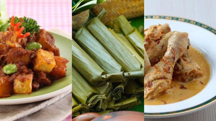 Resep Mudah Sambal Goreng Ati dan Kentang beserta Lontong dan Opor Ayam untuk Sajian Lebaran