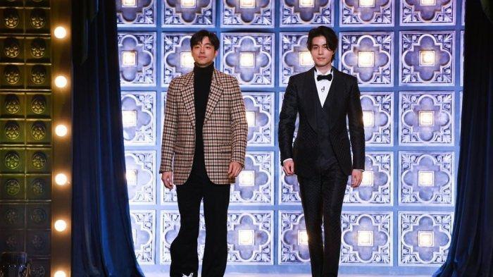 'Bromance' Gong Yoo dan Lee Dong Wook, Punya Panggilan Khusus hingga Kirim Pesan Pakai Emoji Hati