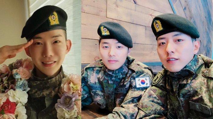 Virus Corona Mewabah, Lee Jung Shin CNBLUE hingga Jo Kwon 2AM Rampungkan Wamil Lebih Awal
