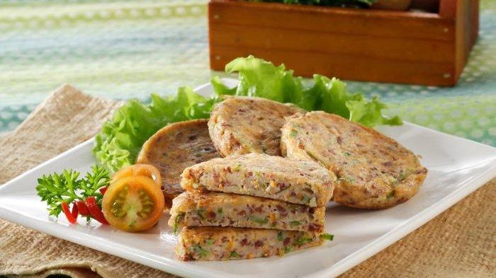 Aneka Resep Lauk Cocok untuk Sarapan, Rolade Daging Kari dan Lempeng Kornet Sayuran