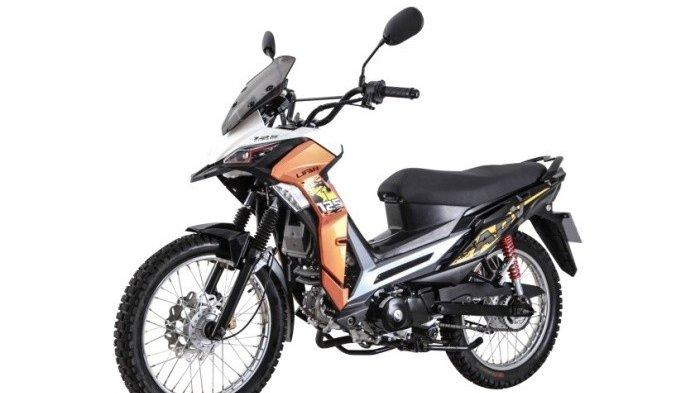 Motor bebek adventure Lifan