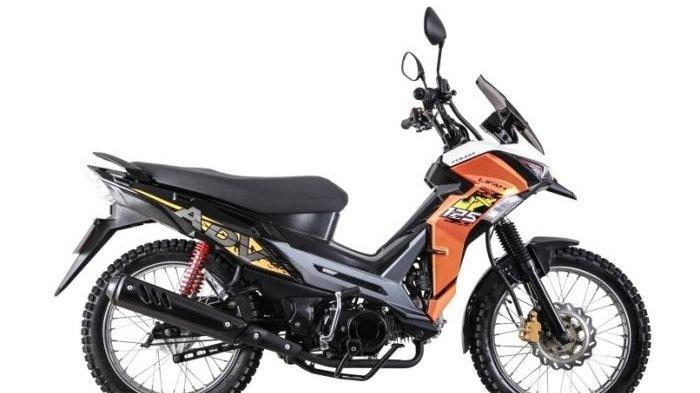 Intip Tampilan Motor Bebek Adventure Ala Pabrikan China, Bakal Masuk ke Indonesia?
