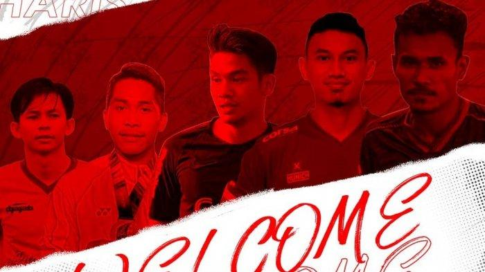 Sambut Liga 1 Musim 2020, Madura United Perkenalkan 5 Rekrutan Baru