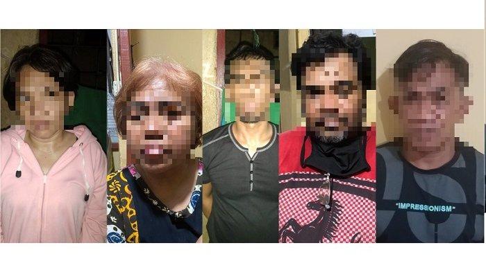 5 Warga Diringkus Polisi Terkait Kasus Narkoba di Palu, 2 di Antaranya Perempuan