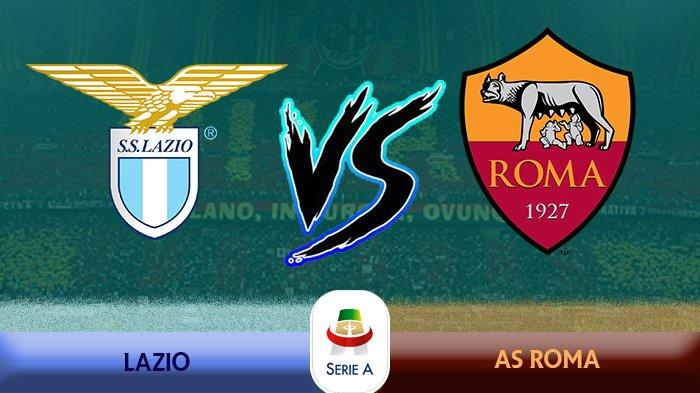 Jadwal Siaran Liga Italia Malam Ini: Lazio vs AS Roma, Derby della Capitale Jilid 1, Live RCTI
