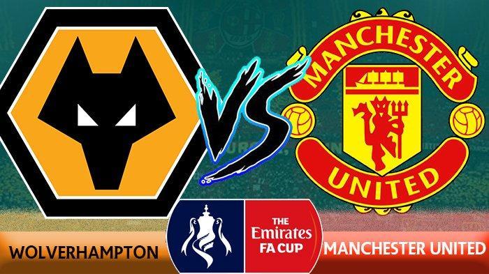 Hasil Piala FA - Wolverhampton Dapat Tiket ke Semifinal, Manchester United Gagal Menyusul Man City