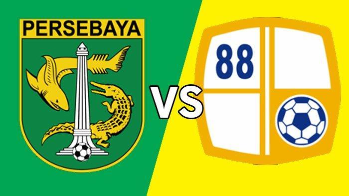 Link Live Streaming Persebaya Surabaya vs Barito Putera, Kick-off 16.30 Wita