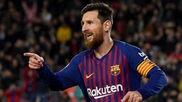 Lionel Messi Resmi Tinggalkan Bercelona, Akankah Terima Tantangan Ronaldo? Atau Reuni Bersama Pep?