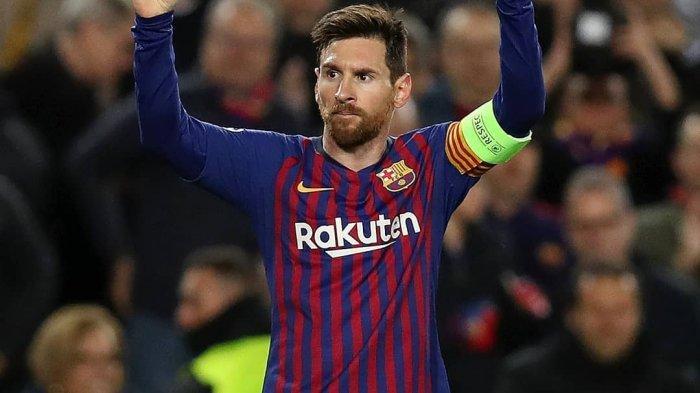 Kritik Tajam Copa America 2019, Lionel Messi Kena Sanksi dari CONMEBOL